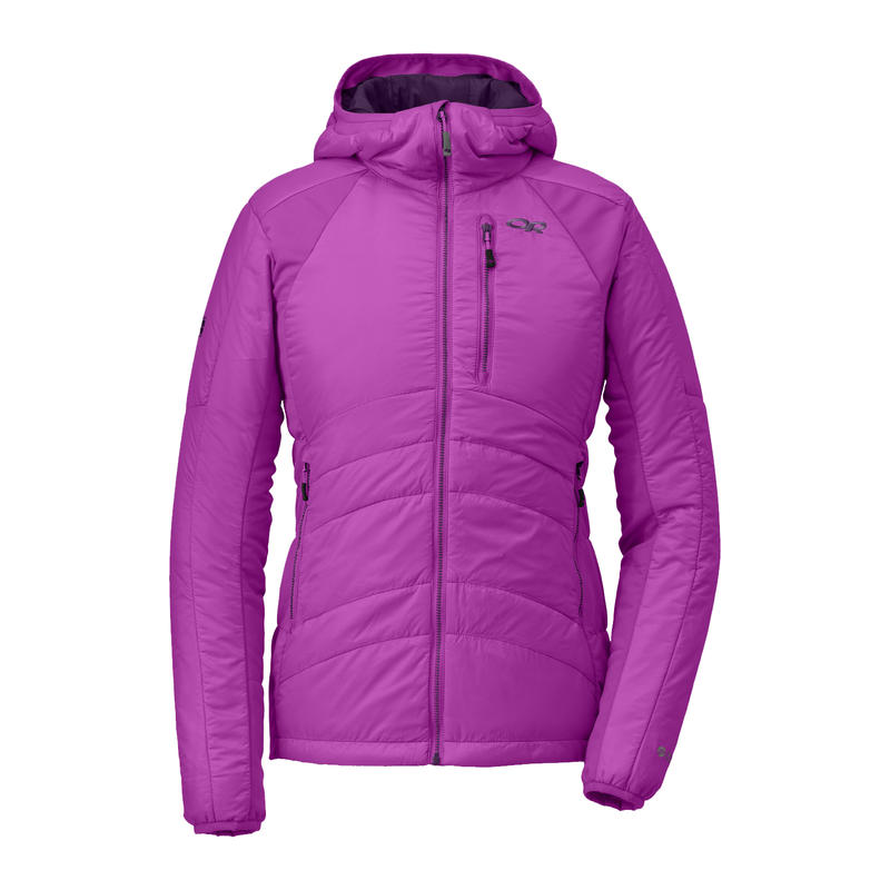 Cathode Hooded Jacket Ultraviolet