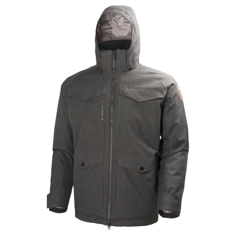 Arctic Chill Jacket Ebony