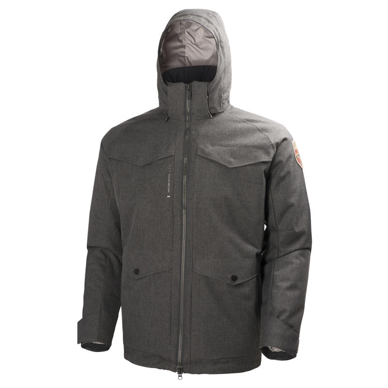 Arctic Chill Jacket Ebony