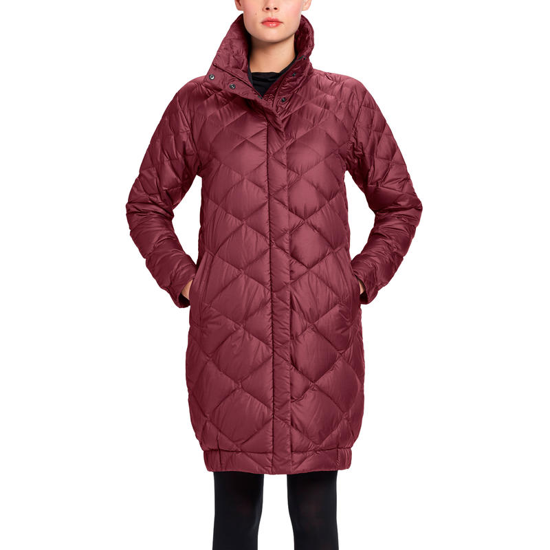 Manteau en duvet Cocoon Pinot chiné