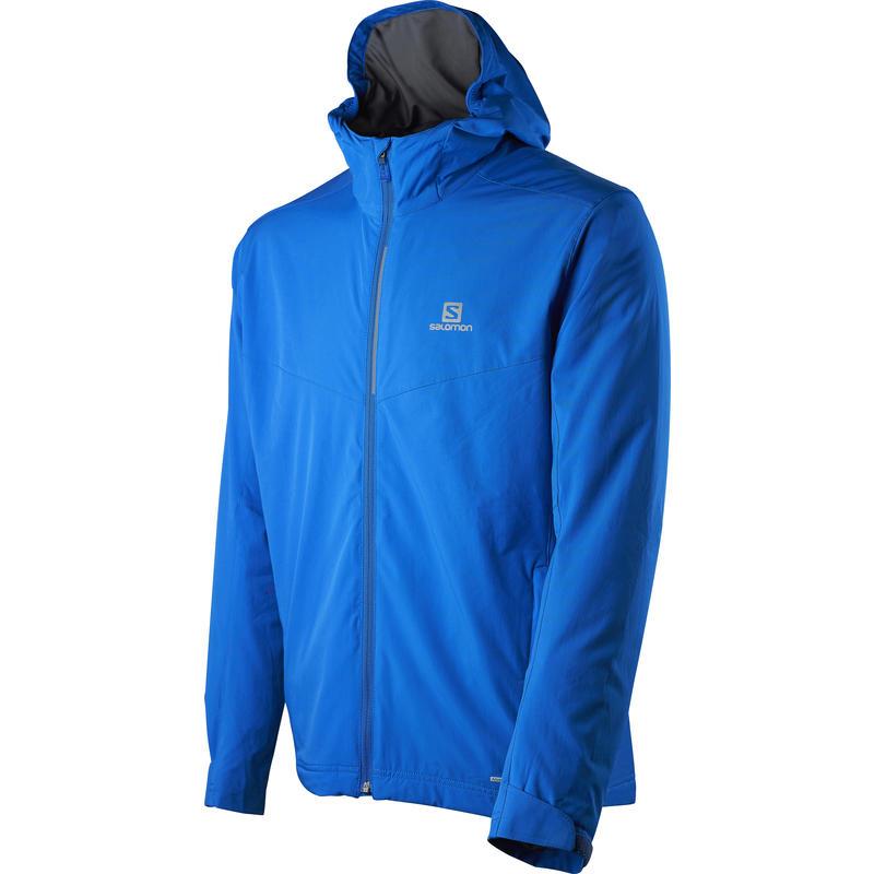 Nova Hoodie Jacket Union Blue