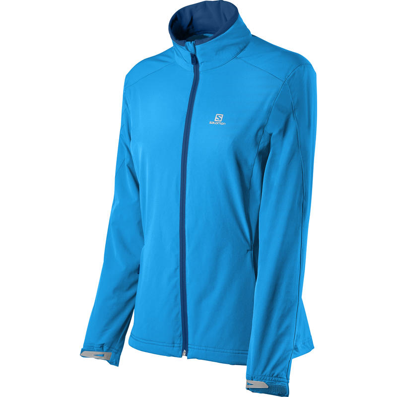 Nova Softshell Jacket Methyl Blue