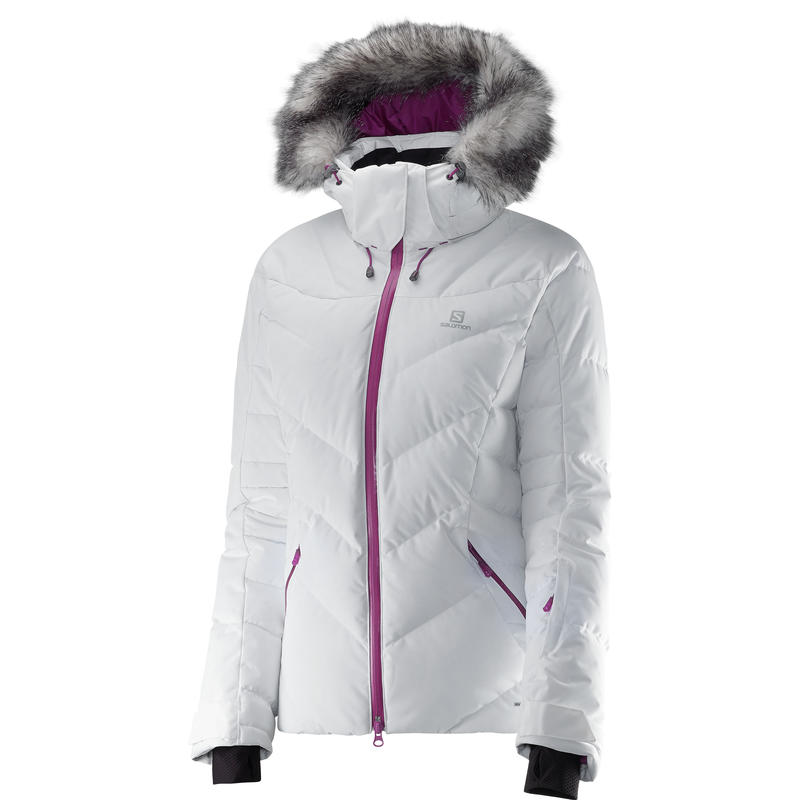 Icetown Jacket White