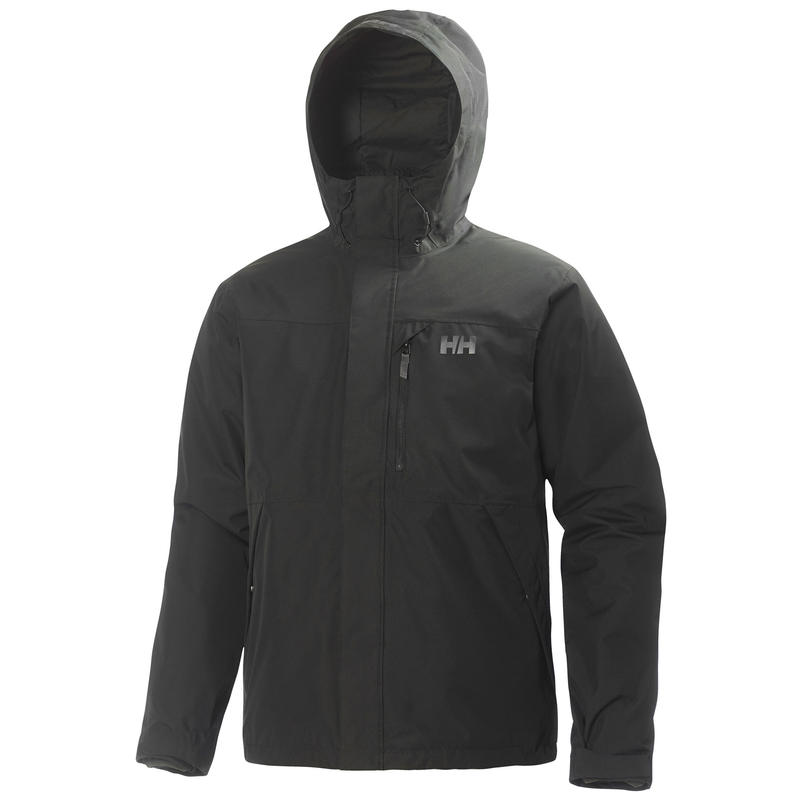 Squamish CIS Coat Black