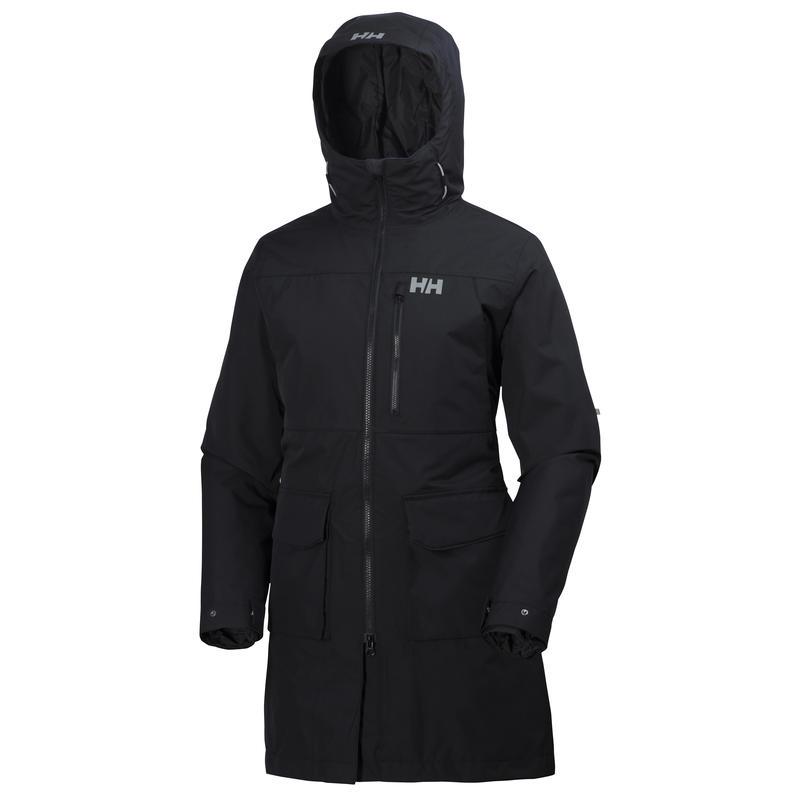 Manteau 3-en-1 Rigging Noir