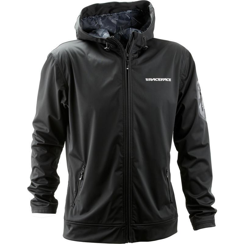 Hoodlum Jacket Black