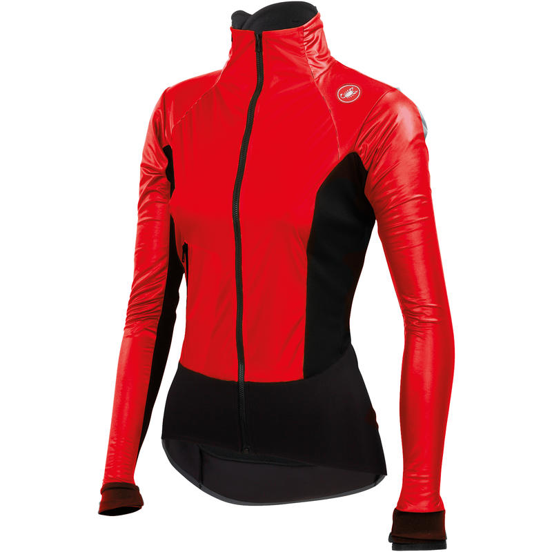 Manteau Cromo Light Rouge/Noir