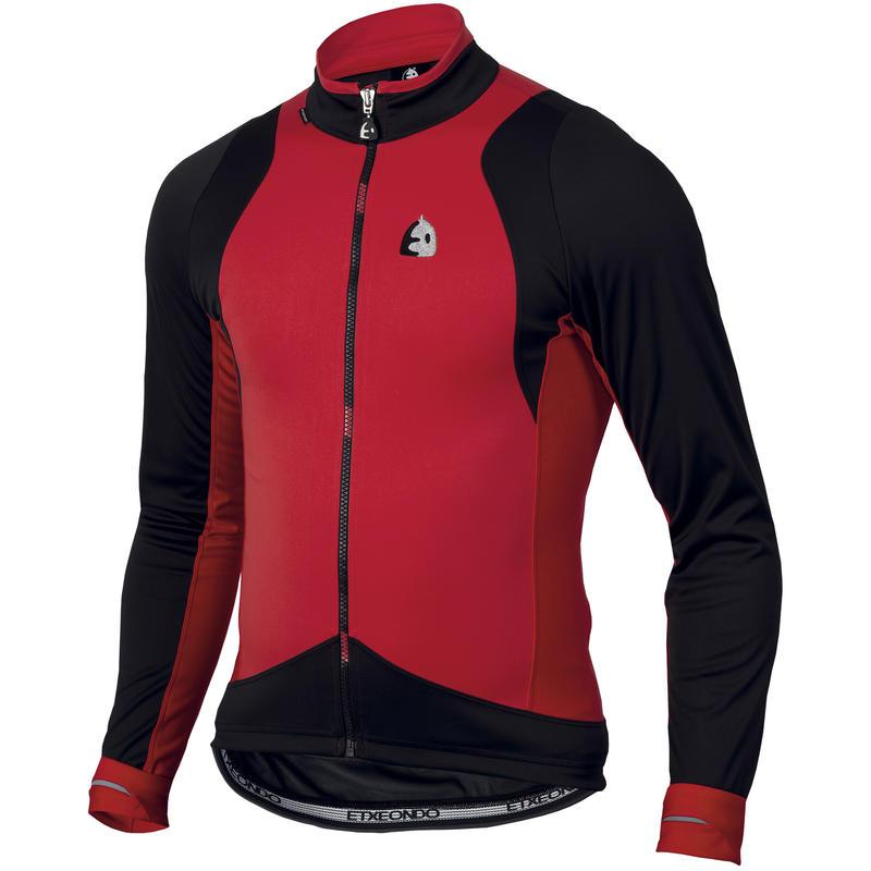 Manteau Ume Sport Rouge/Noir