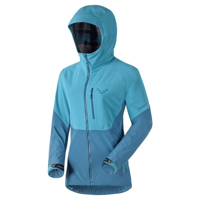 Chugach Windstopper Jacket Fiji Blue