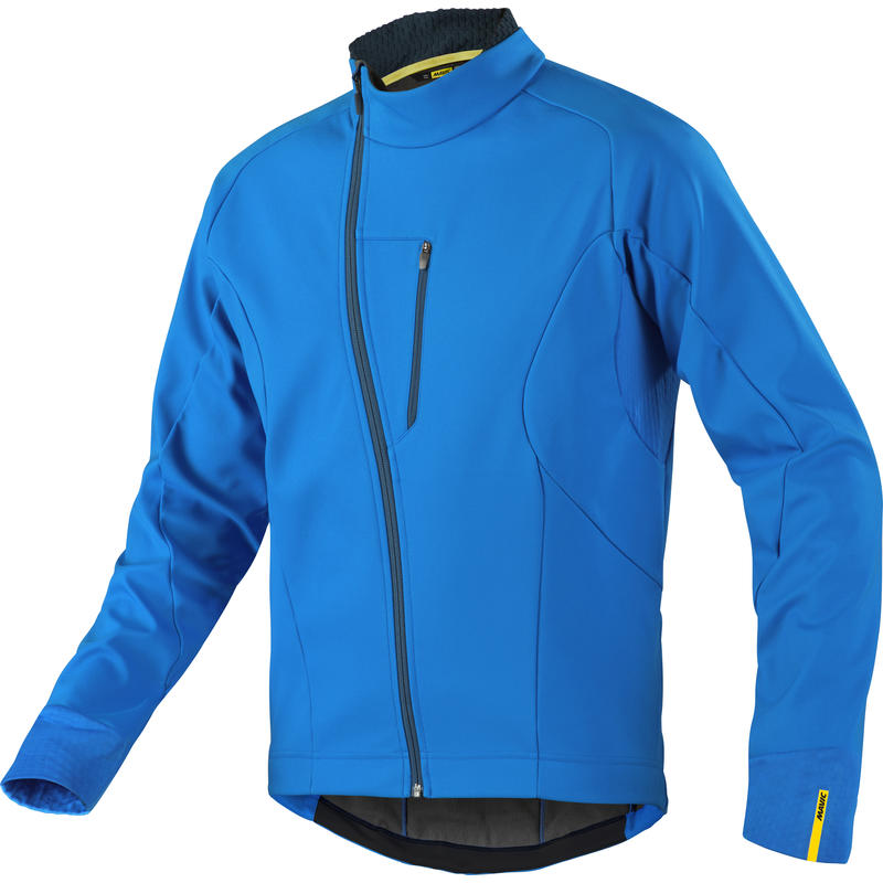Manteau Aksium Thermo Bleu boulon