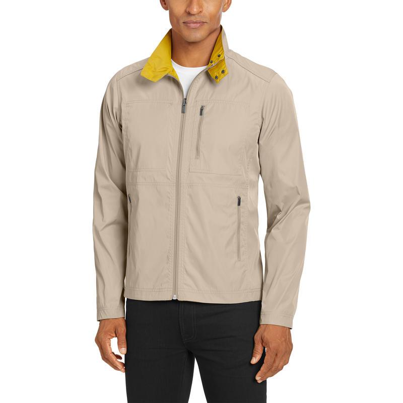Reverb Jacket Khaki/Chartreuse