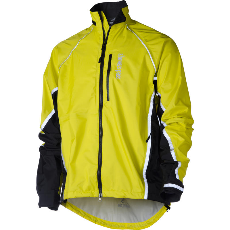 Transit Jacket Yelling Yellow
