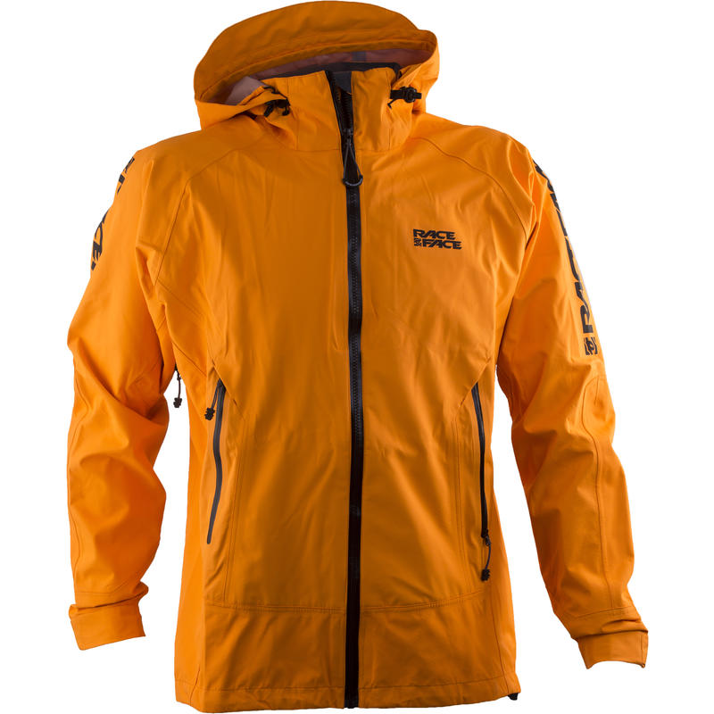 Chute WPB Jacket Orange