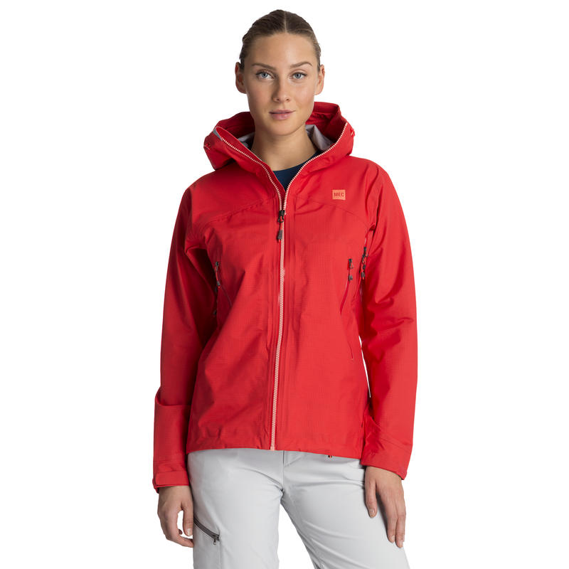 Alpine Ally Jacket Red Huckleberry