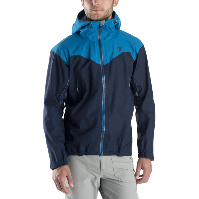 Alpine Ally Jacket Midnight Blue/Titan Blue