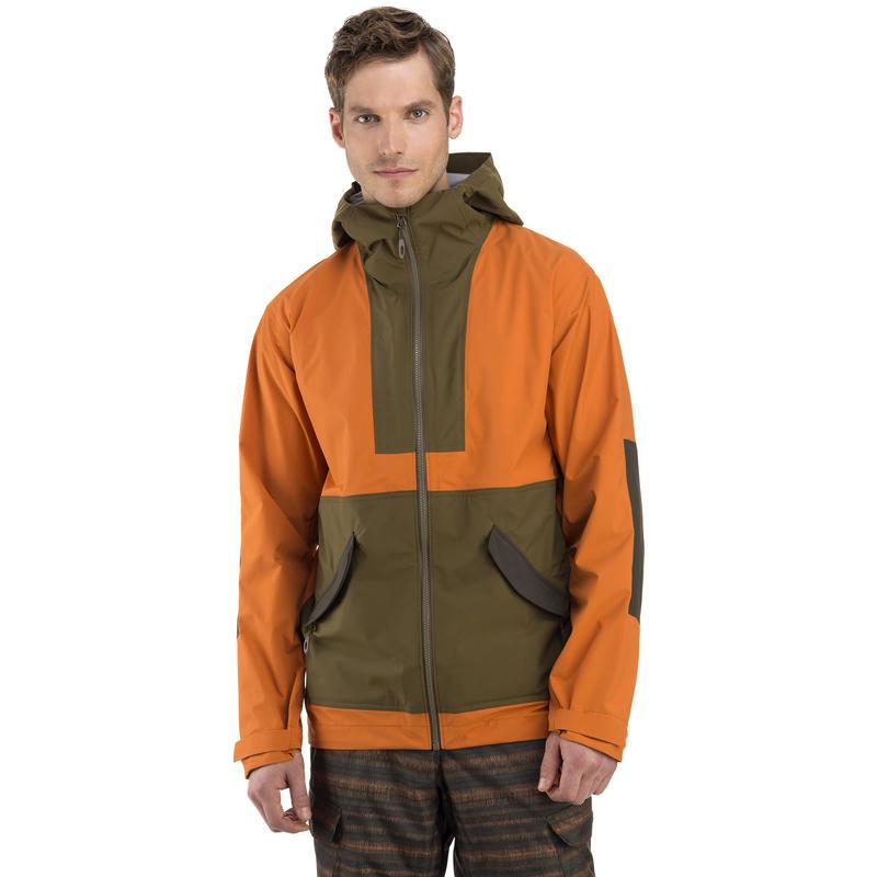Trackback Jacket Rustic Orange/Trail