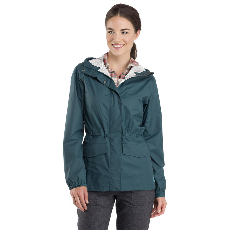 Aquanator Jacket Deep Teal