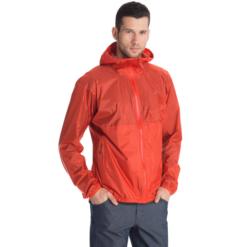 Manteau Outathere Rouge lave