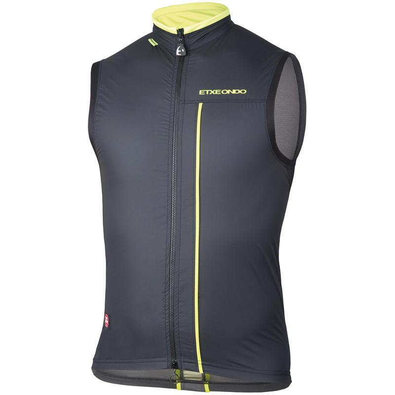 Ligero Vest Black/Fluo