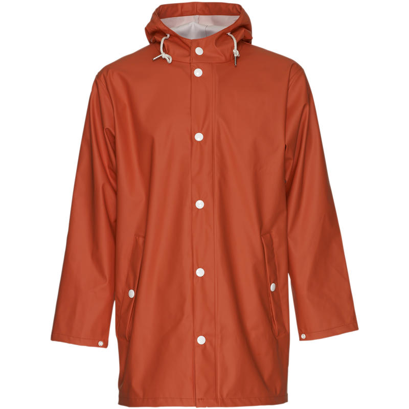 Wings Rain Coat Orange