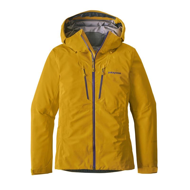 Triolet Jacket Sulphur Yellow