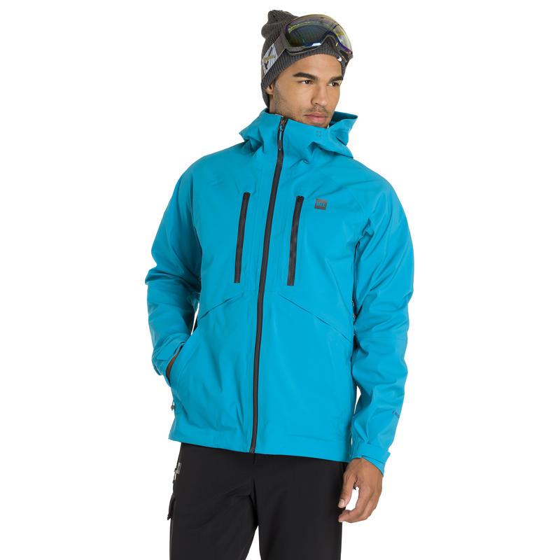 Backbeyond Jacket Turquoise