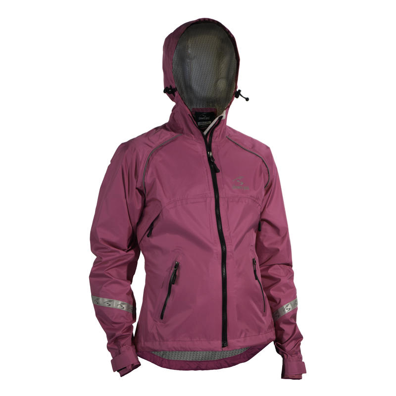 Crossover Jacket Fuchsia