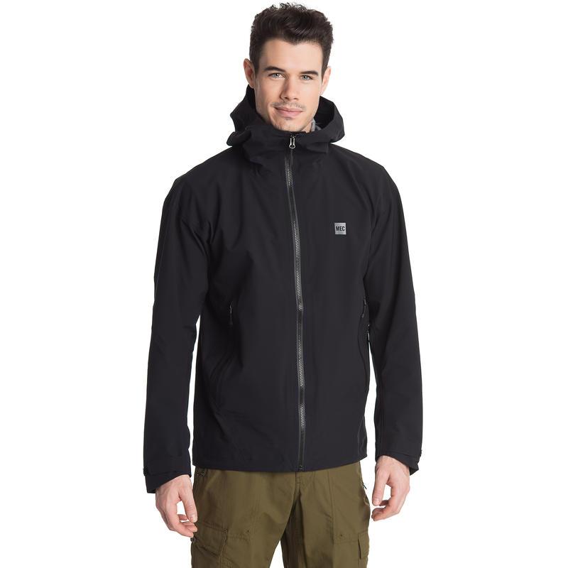 Manteau Alpine Variant Noir