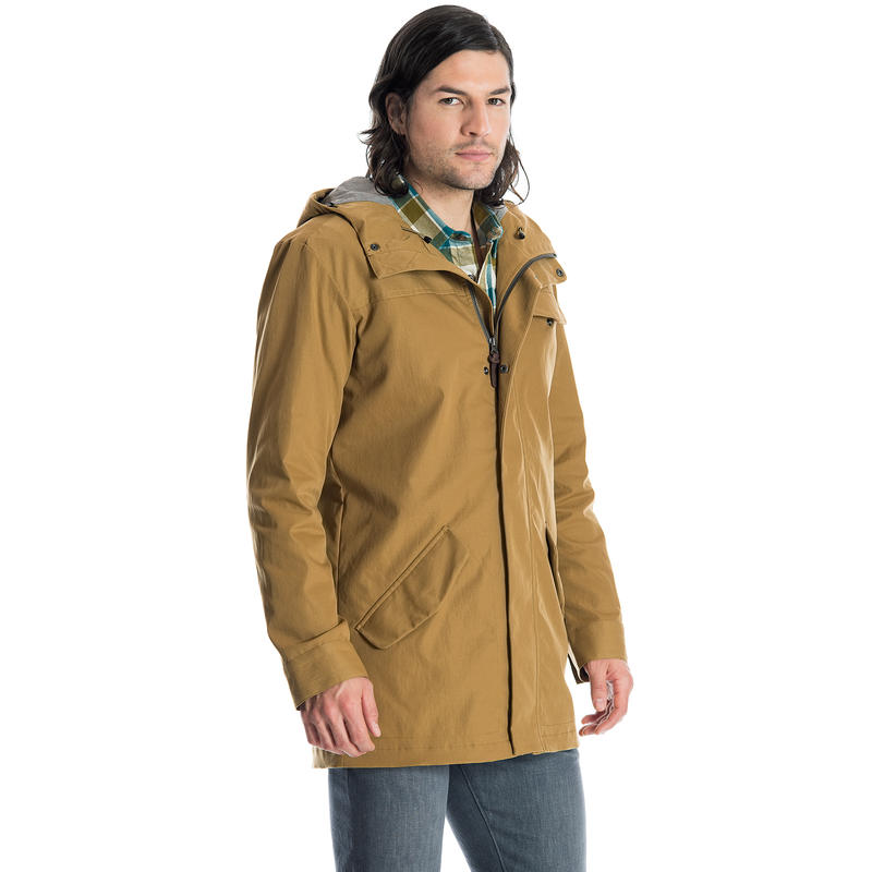 Manteau Wicklow Cuivre