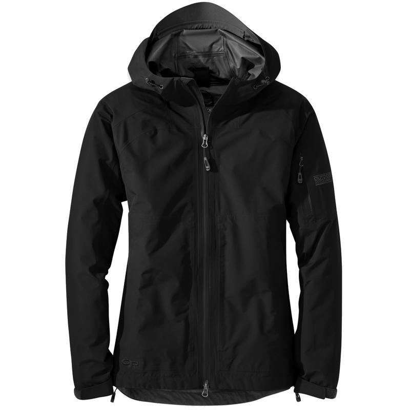 Aspire Jacket Black