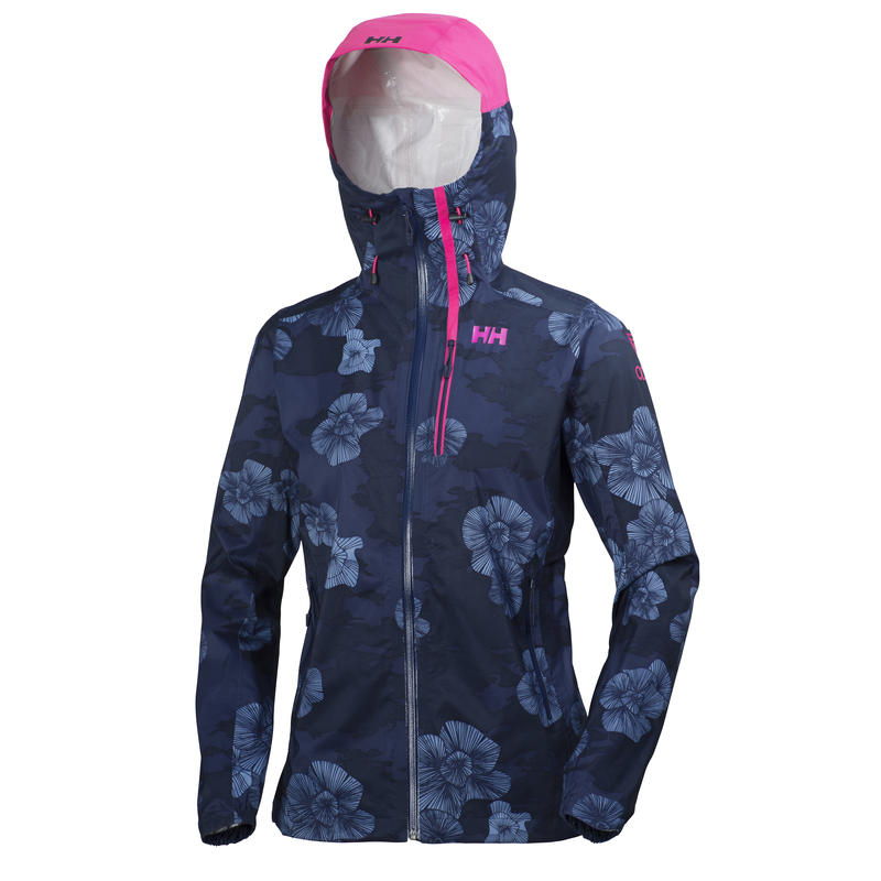 Odin Moon Light Jacket Flower Print
