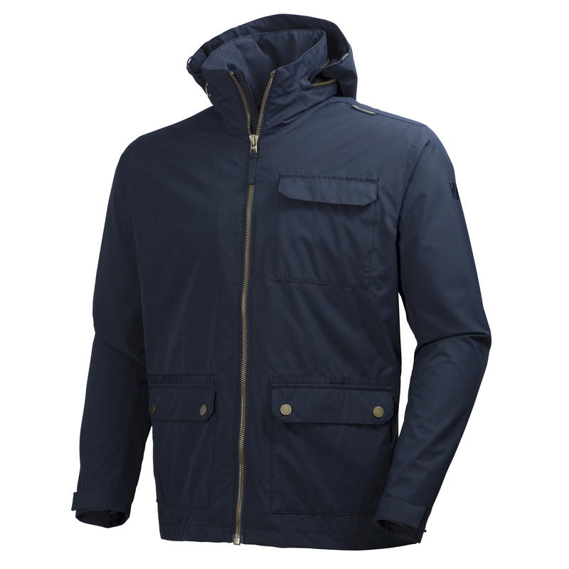 Highlands Jacket Navy