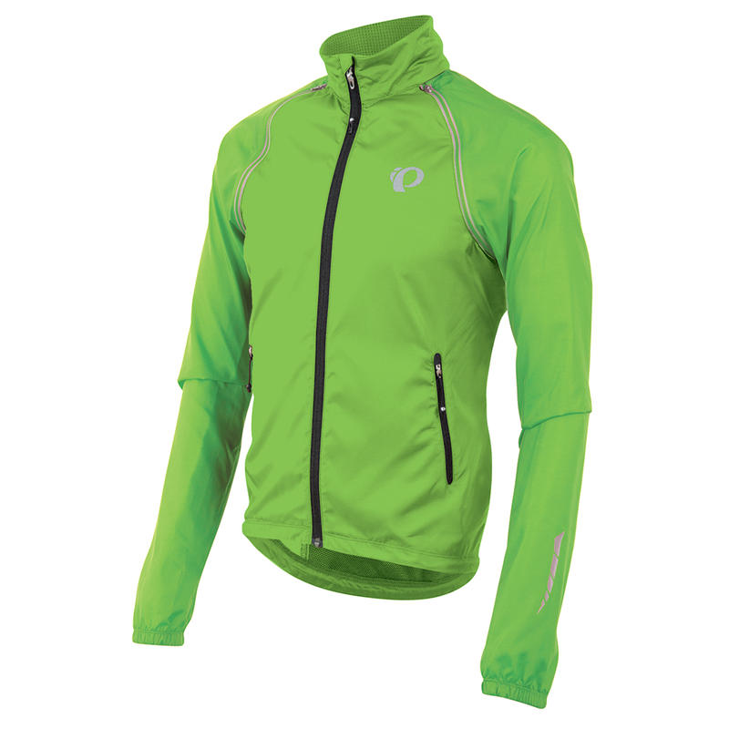 Manteau convertible Elite Barrier Vert criard