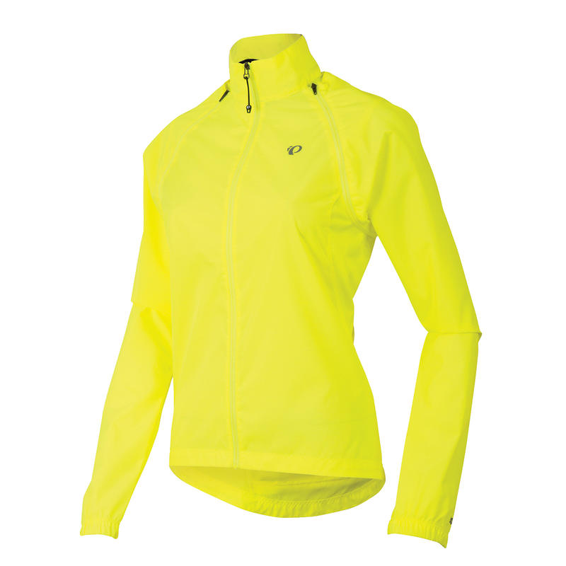 Manteau convertible Select Barrier Jaune criard