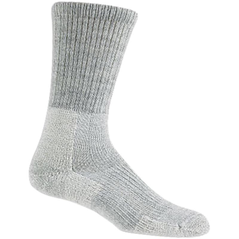 Trekker Crew Socks Grey