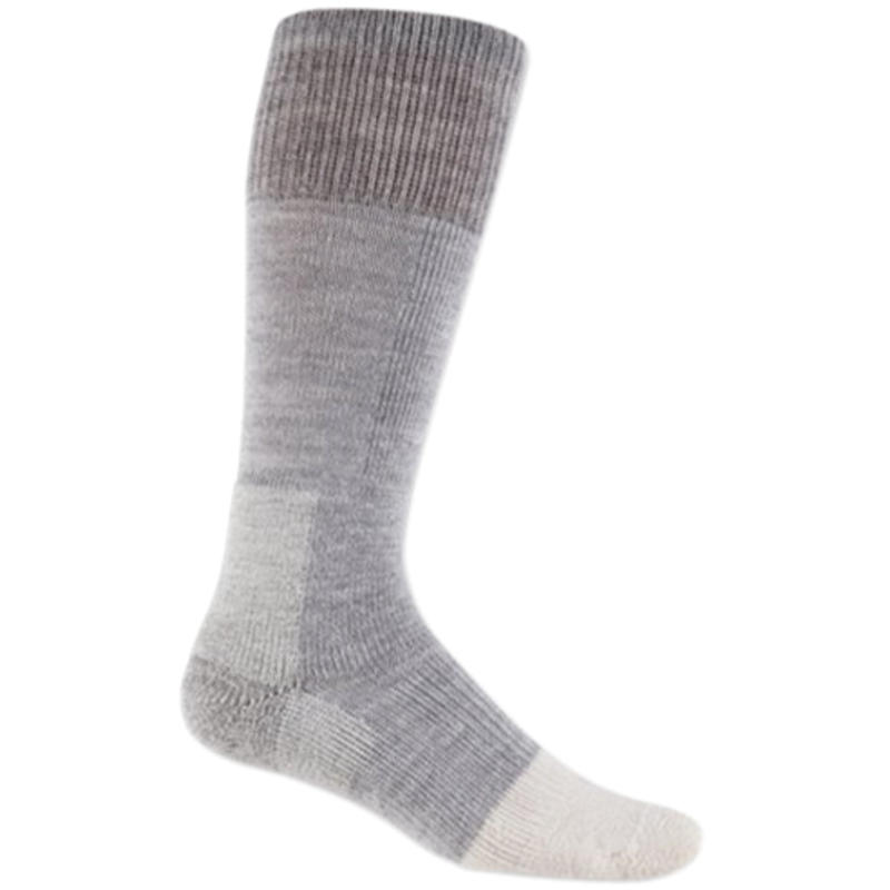 Extreme Cold Over-Calf Socks Grey