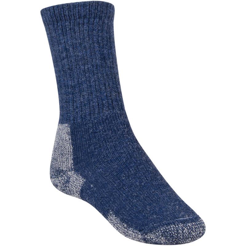 Chaussettes de trekking minces Bleu marine