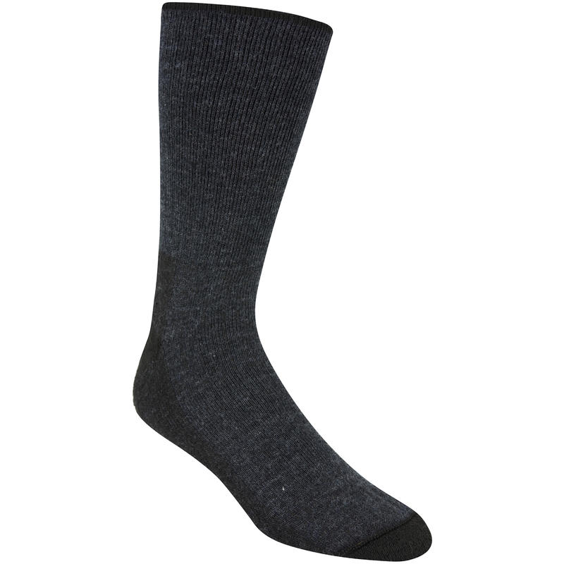 Trail Mix Fusion Merino Socks Charcoal