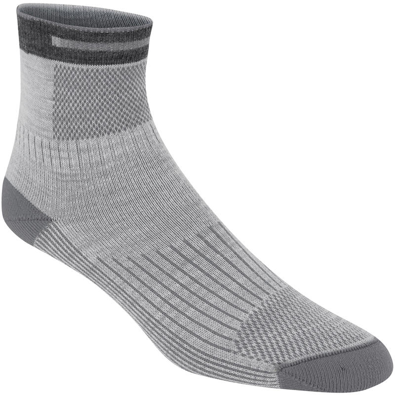 Rebel Fusion Quarter Socks Grey