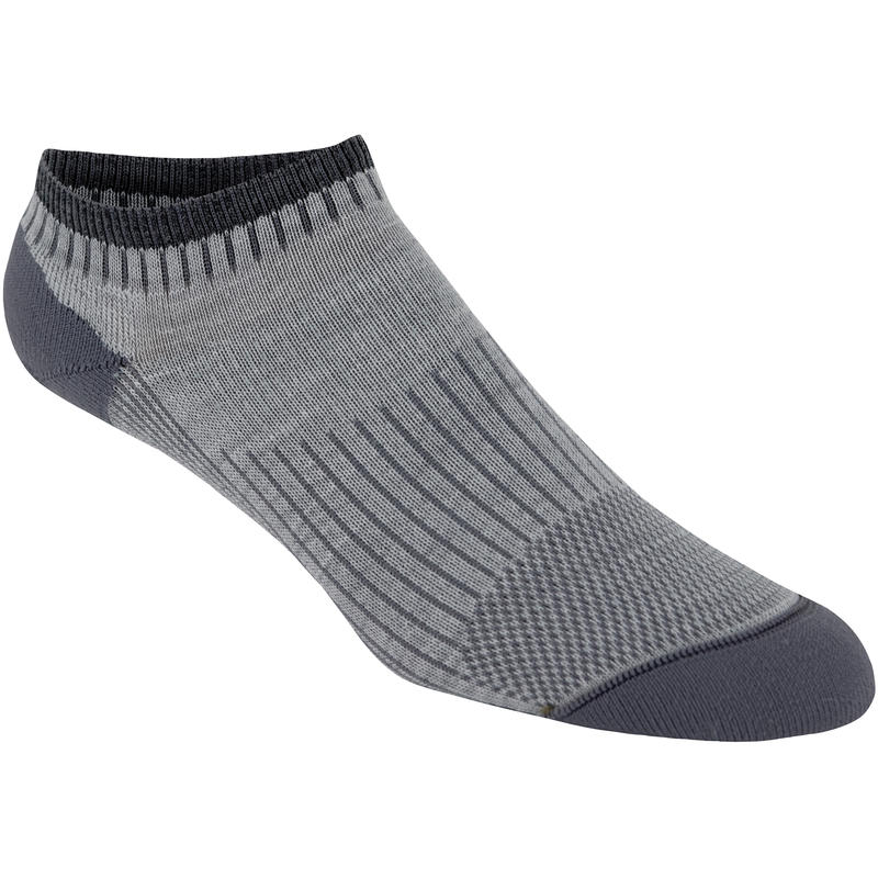 Chaussettes invisibles Rebel Fusion Light Grey