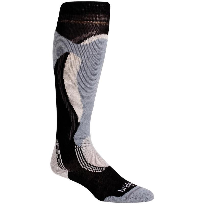 Lightweight Control Fit Socks Black/Stone