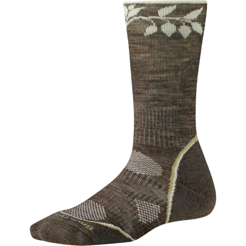 Chaussettes PhD Outdoor Light Crew Taupe