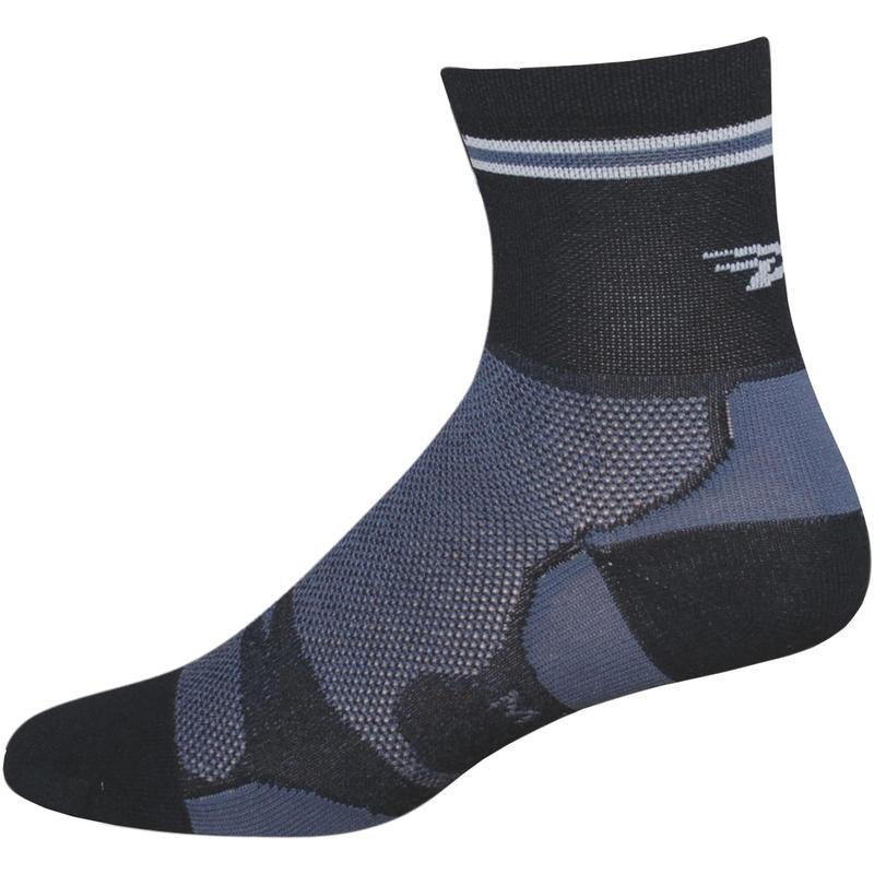 Levitator Lite Sock Black/Grey