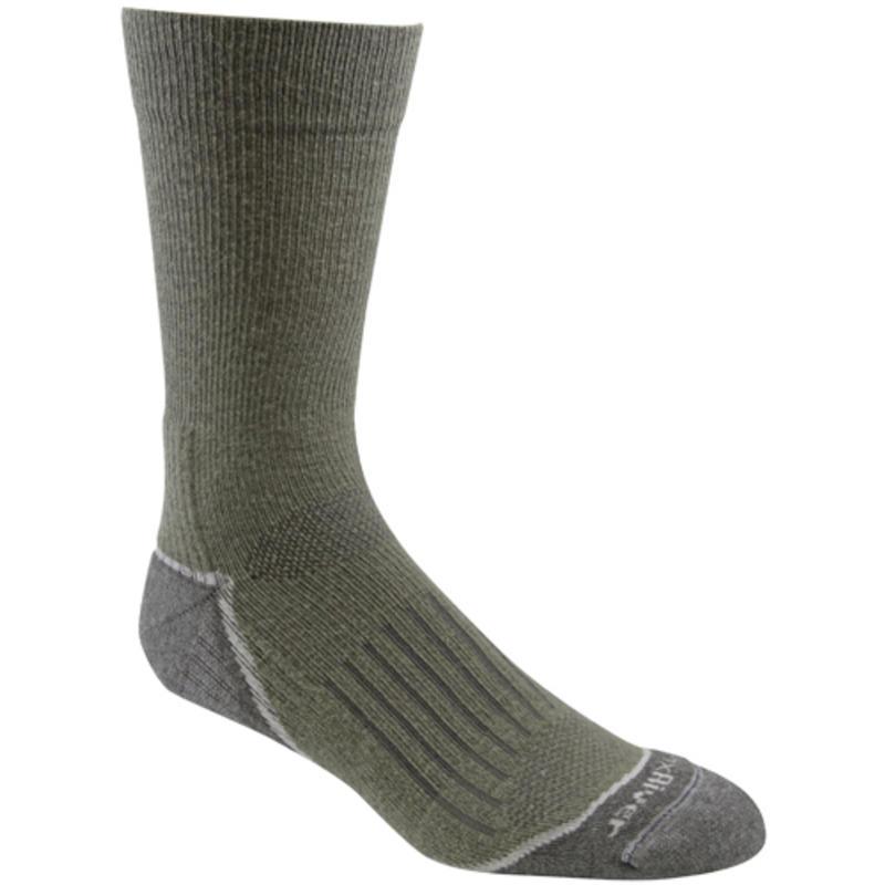 Trail Crew Socks Moss