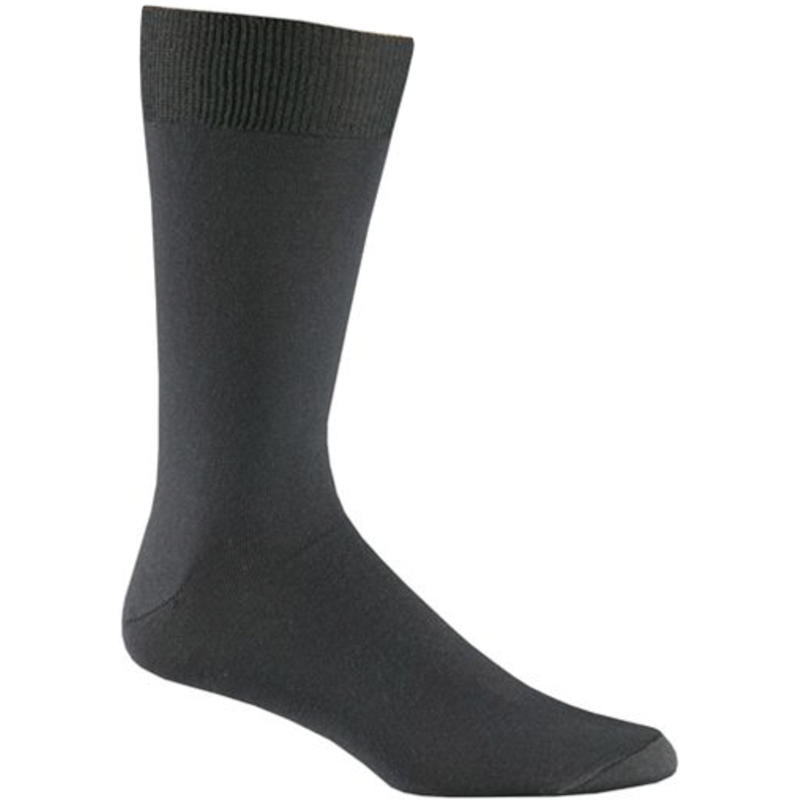 Castile Light Liner Socks Charcoal