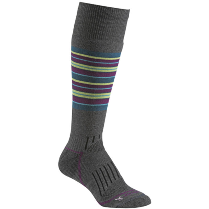 Stratton Snowboarding Socks Dark Charcoal