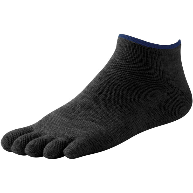 Toe Sock Micro Black