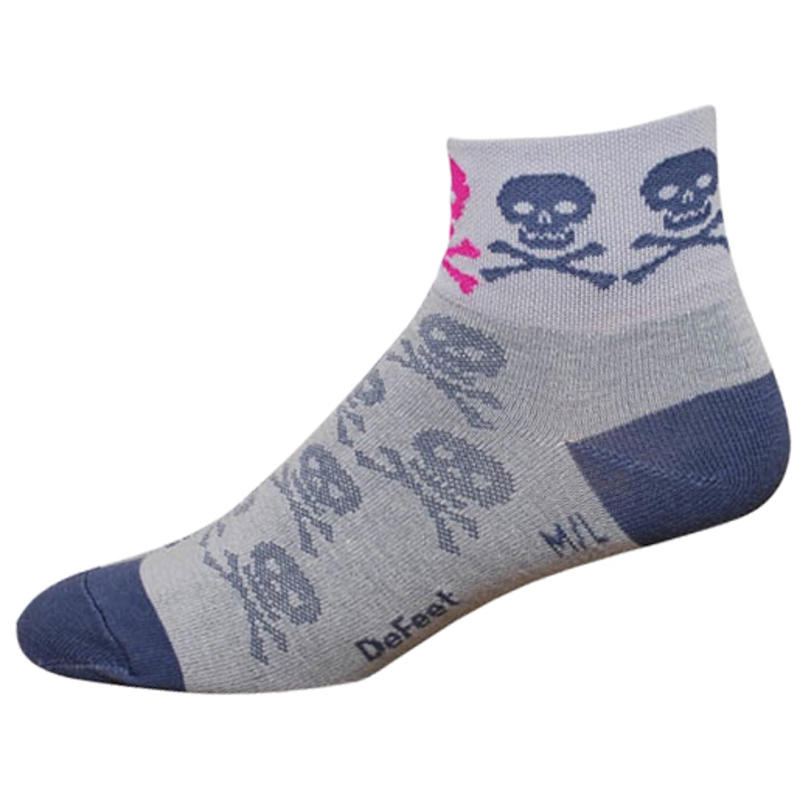 Chaussettes Aireator Scully Gris/Rose
