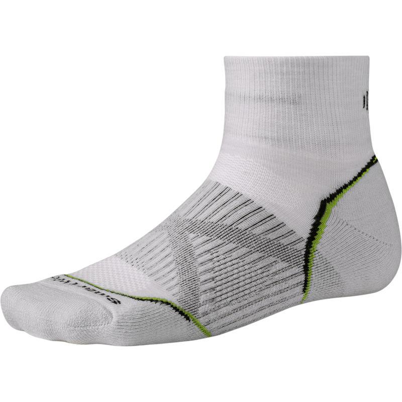 PHD Running Light Mini Socks Silver