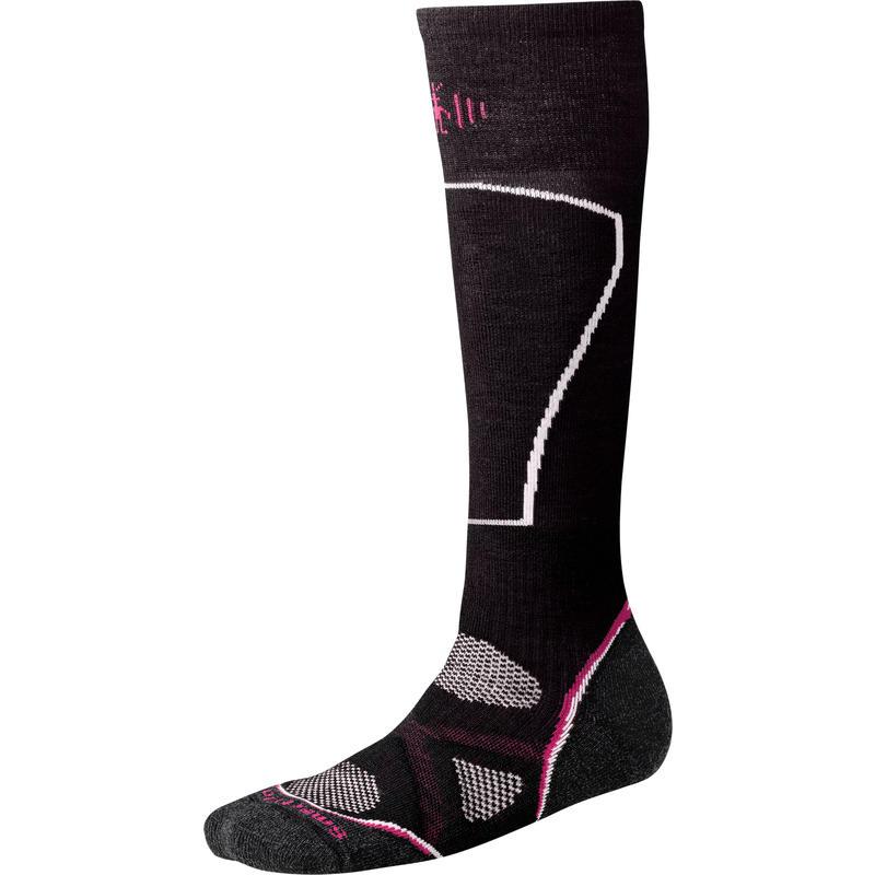 PhD Ski Light Socks Black
